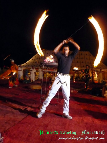Fire dancer 1-1