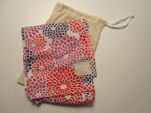 Sou-Sou scarf, made in Kyoto