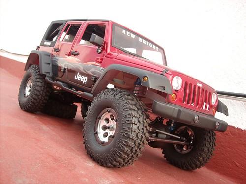 Jeep JK Blue HEMI 4634767273_60b563b39a