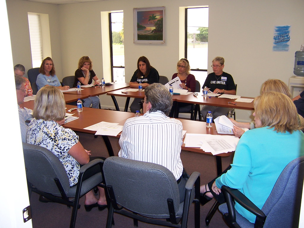 United Way of St Lucie County Community Investment Site Visit