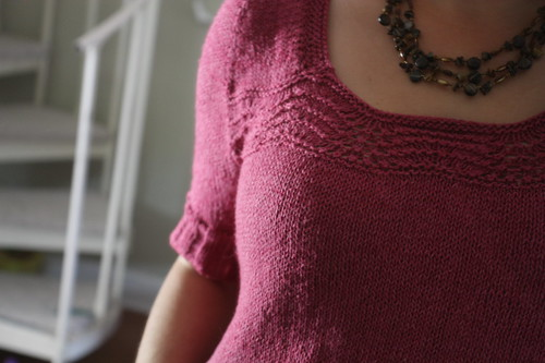 buttercup neckline