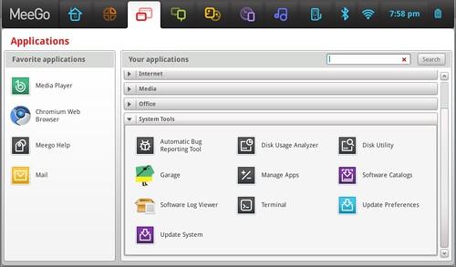 MeeGo Apps