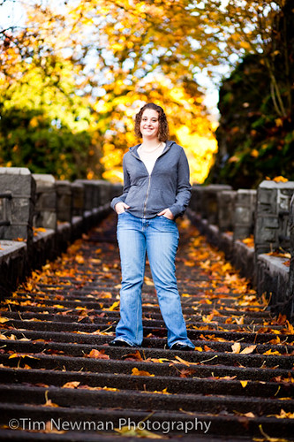 Senior Portraits in Portland Oregon