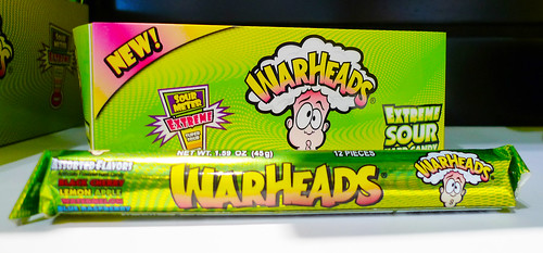 WarHeads Roll Pack