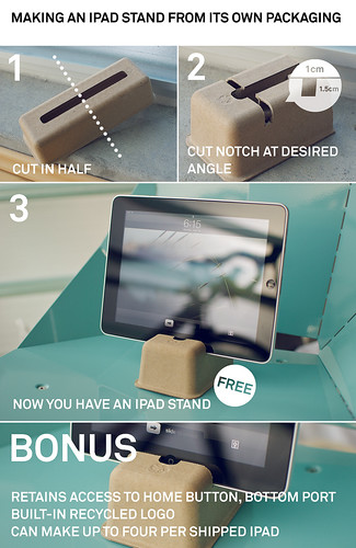 iPad Stand DIY