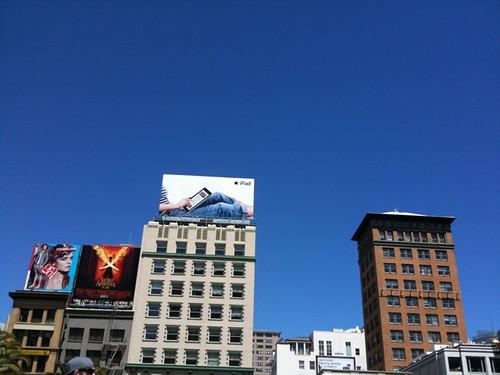 San Francisco. Endlich Sonne und T-Shirt-Wetter.