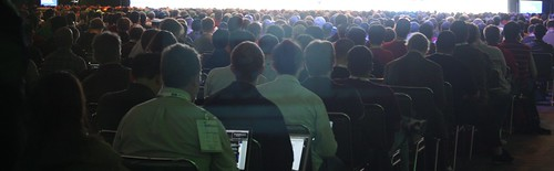Google IO 2010... or 1984