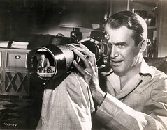 Rear Window (1954) - still (Advertising Hitchcock) Tags: still rearwindow jamesstewart raymondburr rearwindow1954 1033154