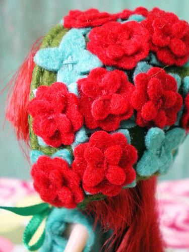 Petite Blythe Muchacha Zukin's Bonnet