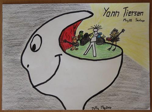 Yann Tiersen's Concert