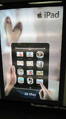 iPad advert