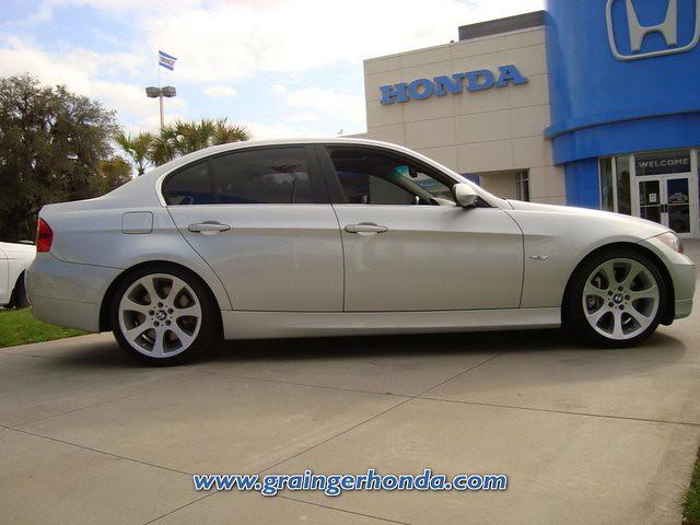 2007 BMW 3 Series 335i Savannah, GA Grainger Honda Left Side (Grainger Honda )
