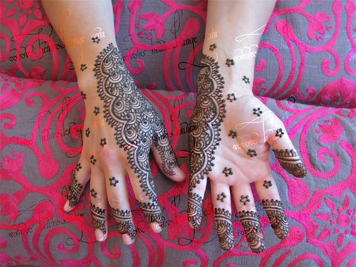 Mehndi Henna By Ash : Pakistan cricket player: ash kumar henna designs