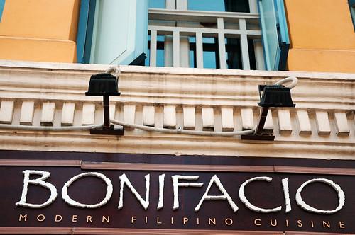 Bonifacio - Signage