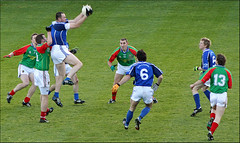 Gaelic football in County Kerry (by: Kman999, creative commons license)