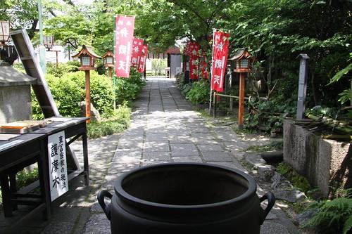 Tyoken-ji Temple,長建寺