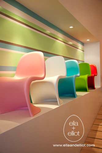 Jennifer Klementti for ella+elliot in CRAVEtoronto - Panton Junior | Design Verner Panton | powered by tagwerc