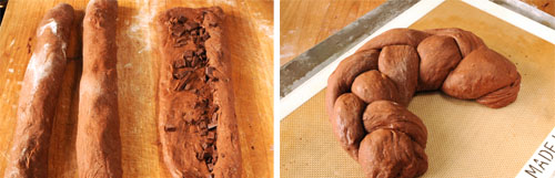 choc dough storyboard