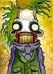 JOKER-web (Matthew-Ryan-Sharp) Tags: ink watercolor acrylic batman joker mrs darkknight mattsharp heathledger thejoker fecalface matthewryansharp