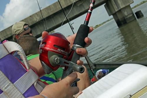 fishing on anniversary