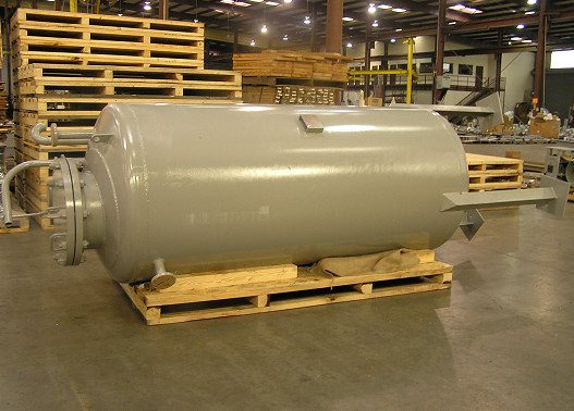 Pressure Vessel for a Chemical Company