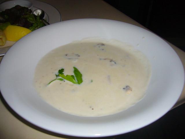 La Cantina: Mushroom Soup