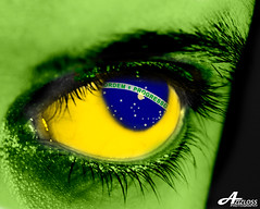 Brazil 2010 (ZiZLoSs) Tags: world africa brazil macro eye cup canon logo eos flag south sa usm f28 aziz 2010 ef100mmf28macrousm abdulaziz  ef100mm 450d zizloss  canoneos450d 3aziz almanie abdulazizalmanie httpzizlosscom