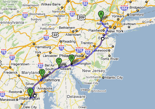 Day 01 Stop 4 - Oxon Hill, MD