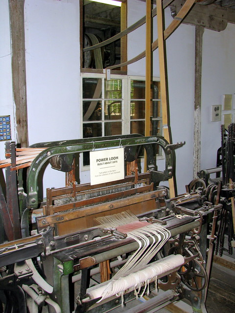 Falls Mill Loom and Belts
