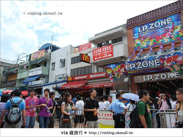【2010香港節慶年 】香港節慶盛事~長洲太平清醮包山節(上)9