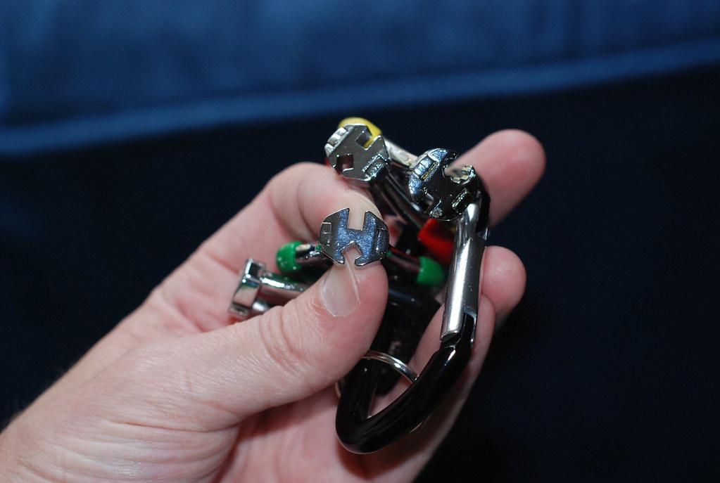Park Tool SW-19-6 mm Hex Socket interne Nipple Spoke Wrench