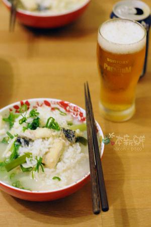 綠竹筍魚粥