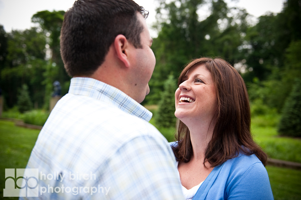 Lindsey + Sam | Allerton E-Session