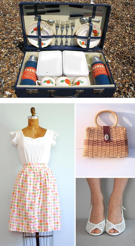 Guest Curator: A Vintage Picnic With Please Sir
