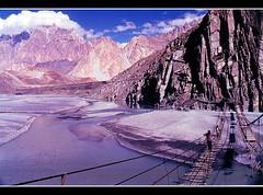 Zarabad/Hussaini Trek (g e c k t r e k) Tags: pakistan passu lpmountains lpvistas lpadventure lp2011winners