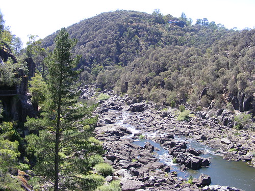 Home Above the Cataract Gorge