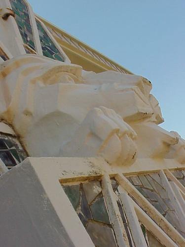 Lion, Surrey Mansions, Durban