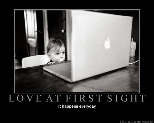 Motivational Poster: Love at First Sight