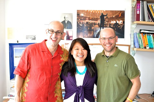 Geoff Livingston, May Yu and Dan Morrison  593