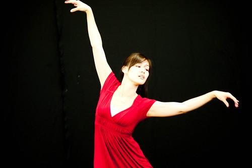 フリー写真素材, 人物, 女性, アジア女性, 踊る・ダンス,