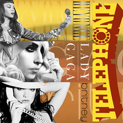 Telephone (featuring Beyonce and Britney Spears) - Single (JumpOnItOLD) Tags: monster lady demo album telephone fame single britney gaga darkchild beyonce the leaked unreleased