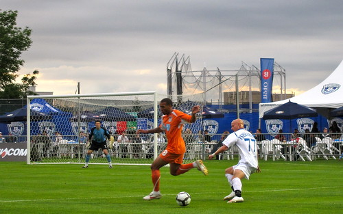 Whitecaps vs. Carolina Railhawks