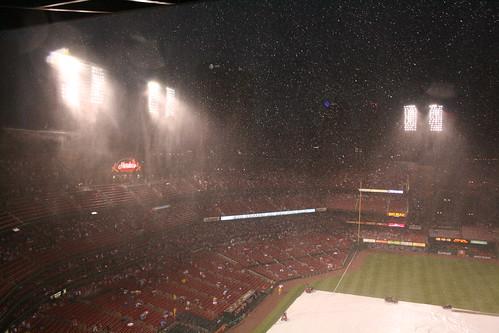Rain in St. Louis