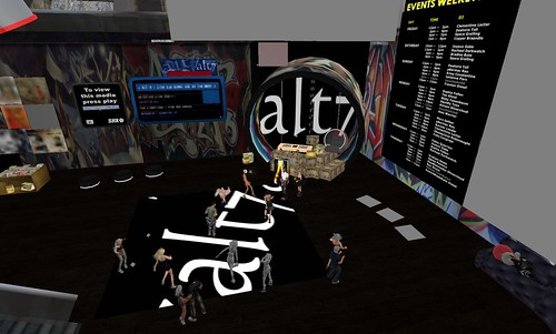 alt7 in second life indie and alternate music
