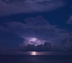 LIghtning (duane.schoon) Tags: florida lightning lidobeach duanesphotos