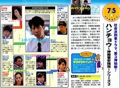 0705 TBS ハンチョウ~神南署安積班 シリーズ3