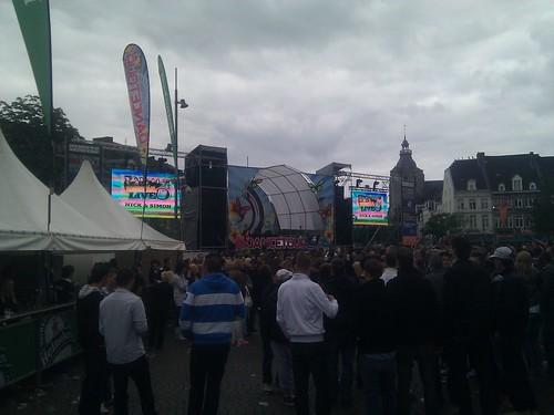 Dancetour Maastricht