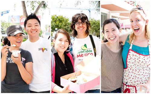 Eat My Blog Collage - Photos by Steven Lam