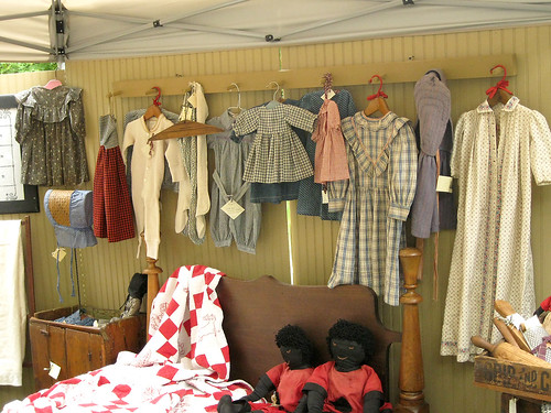 Western Reserve Academy 2010: Vintage children's clothing.
