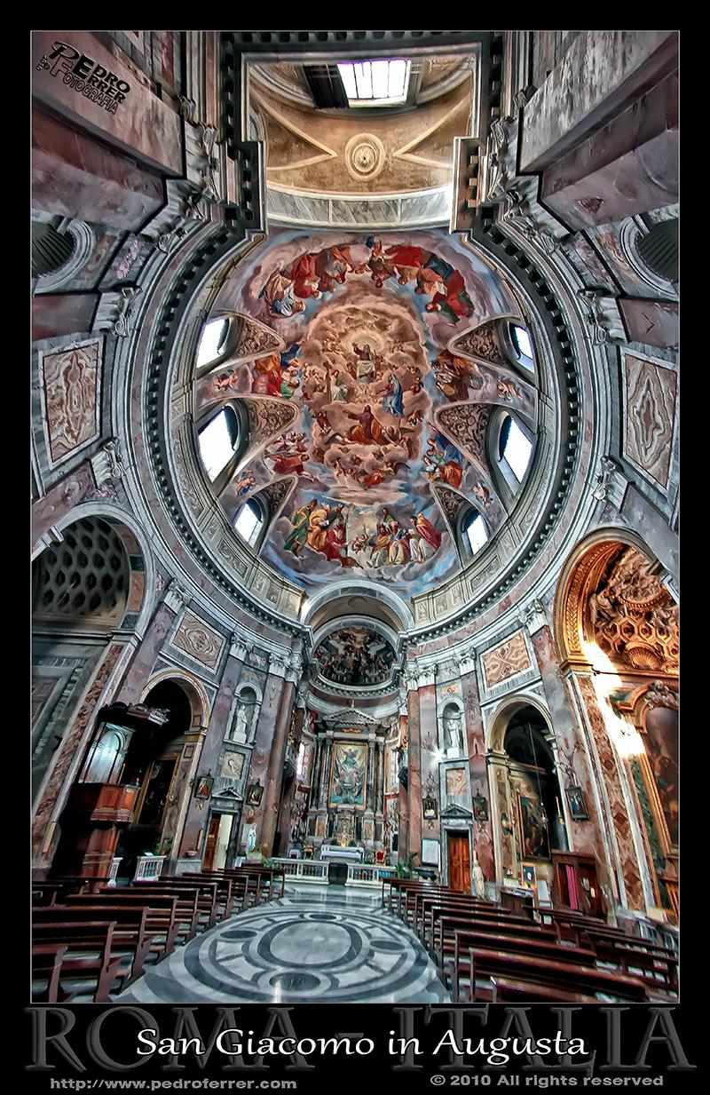 Roma - San Giacomo in Augusta
